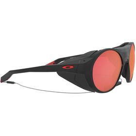 Oakley Clifden Lunettes de soleil, matte black/prizm snow torch